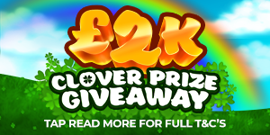 Clover Prize Giveaway