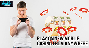 Play On New Mobile Casino from Anywhere -Big Win Vegas